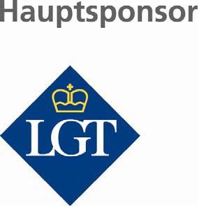 LGT Hauptsponsor