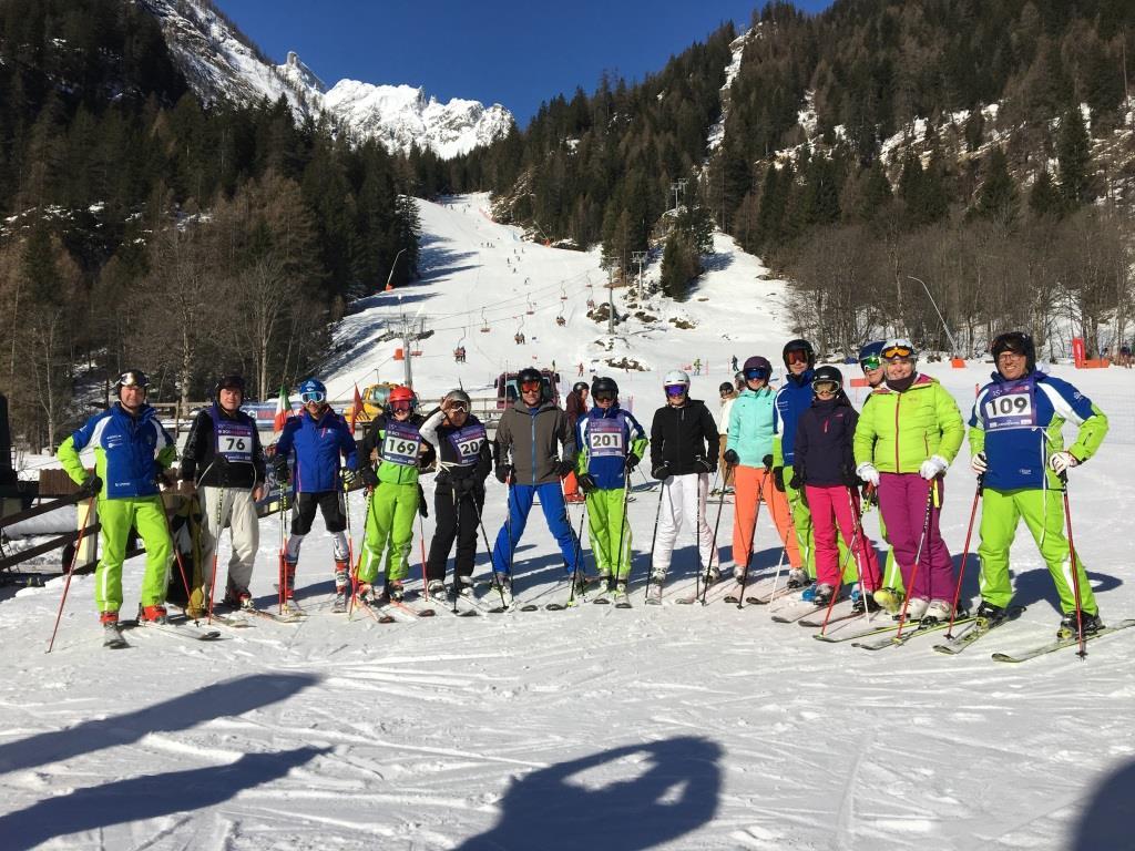 Walserskirennen 2017 Gruppenfoto b